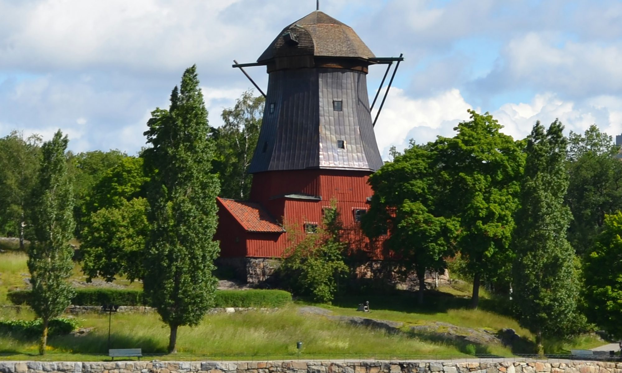 The Waldemarsudde Oil Mill