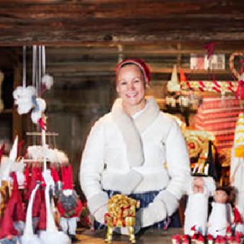 Bodluckorna slås upp – dags för Skansens julmarknad!