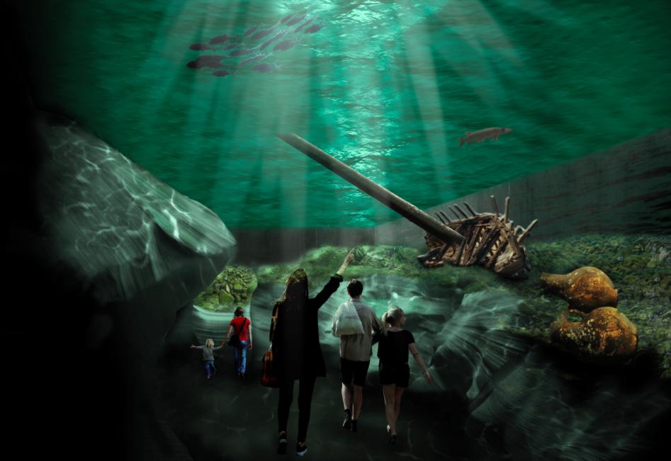 Vi välkomnar ett nytt marinarkeologiskt museum om Östersjöns världsunika kulturarv