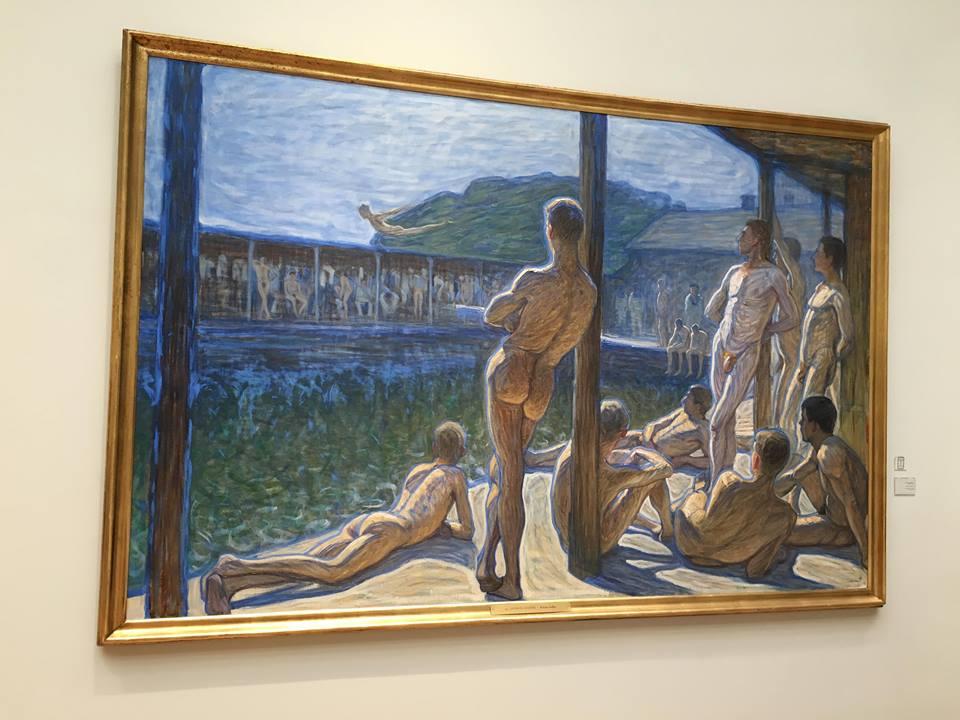 Fem bra tips på konst på Djurgården