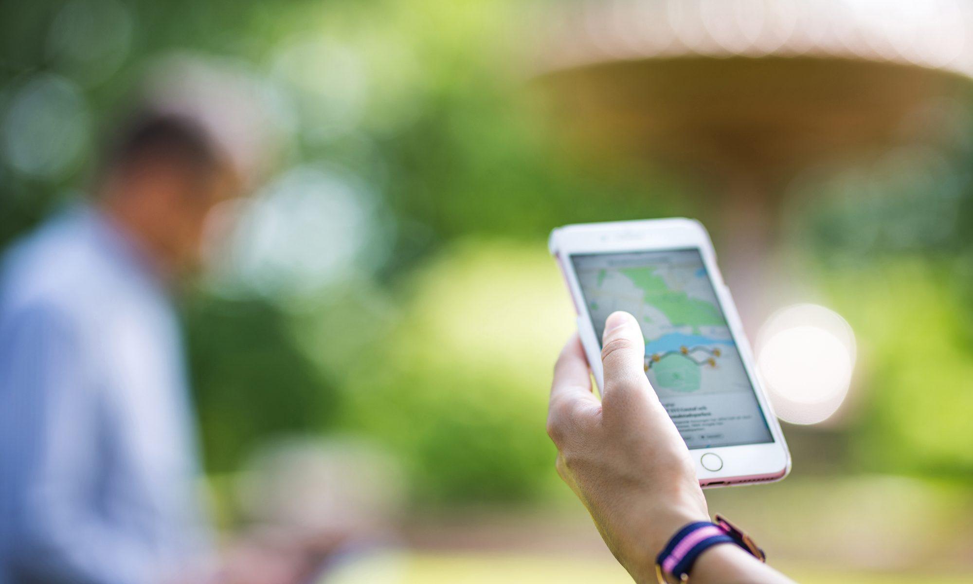 Royal Walks – New app for Royal Djurgården