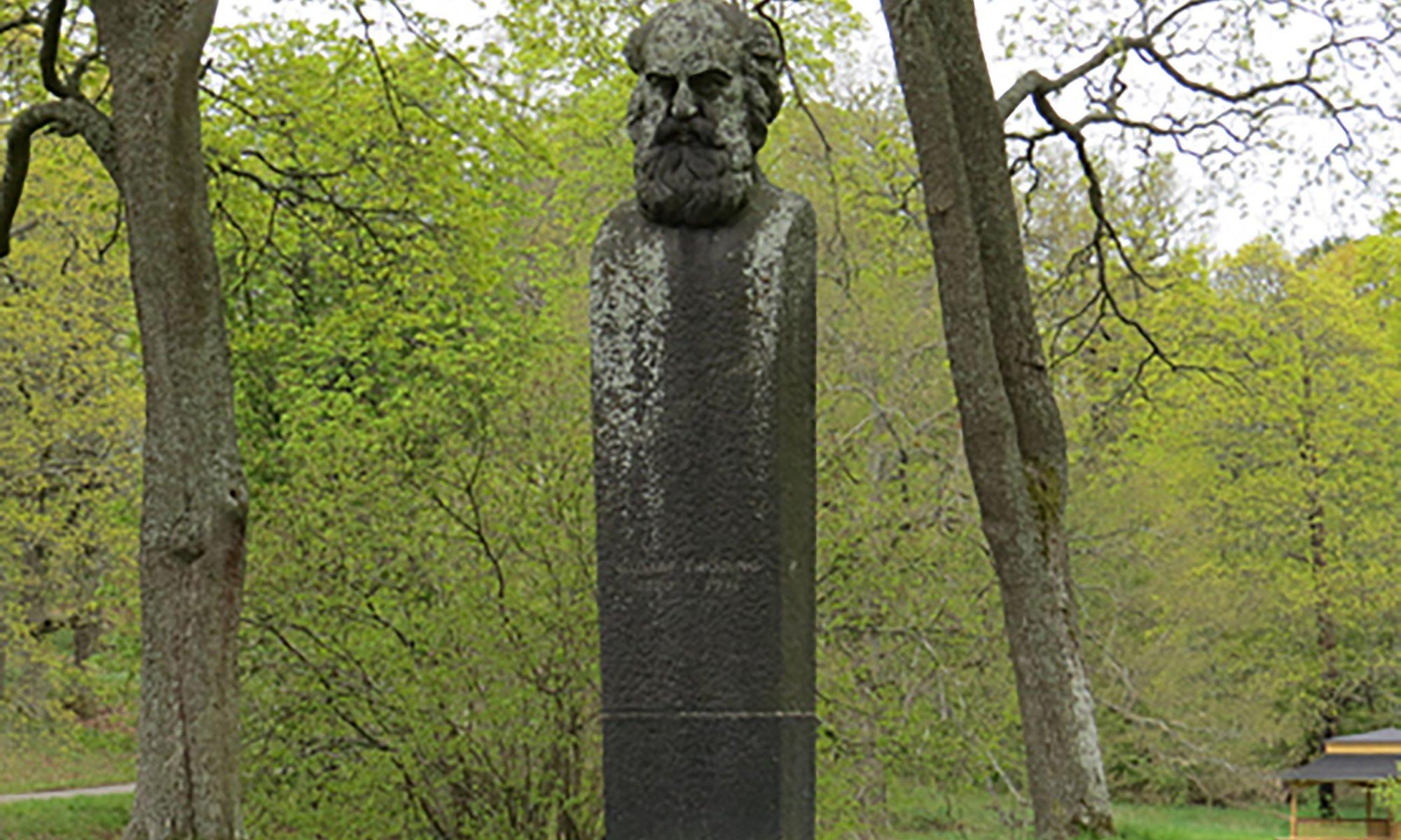 Gustaf Frödings staty