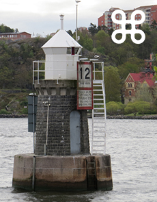 Blockhusudden's Lighthouse