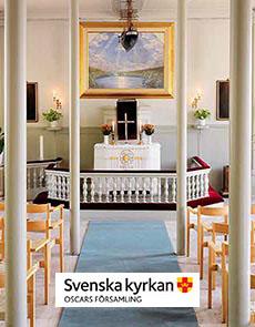 Djurgården church