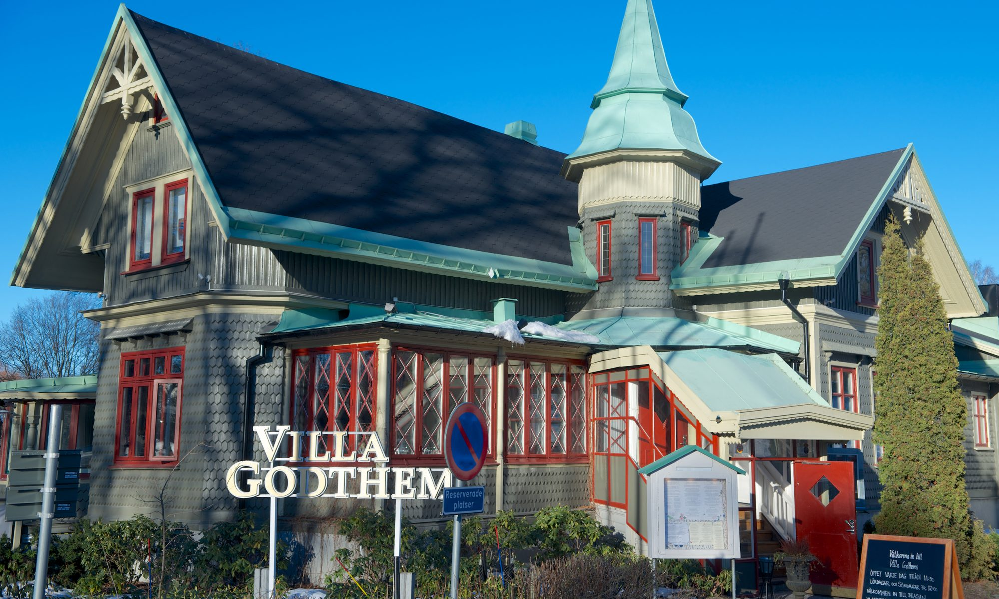 Villa Godthem