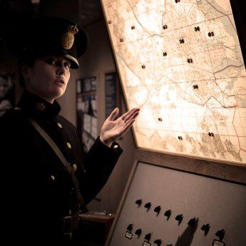 Polismuseet: följ med på en guidad visning hemifrån