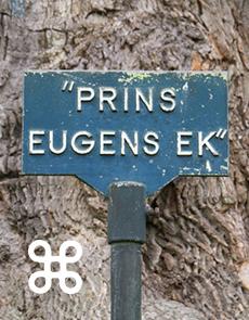 The Prince Eugen Oak