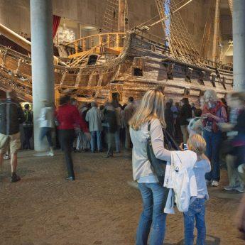 Vasamuseet är Stockholmarnas favoritmuseum 2019 – igen!