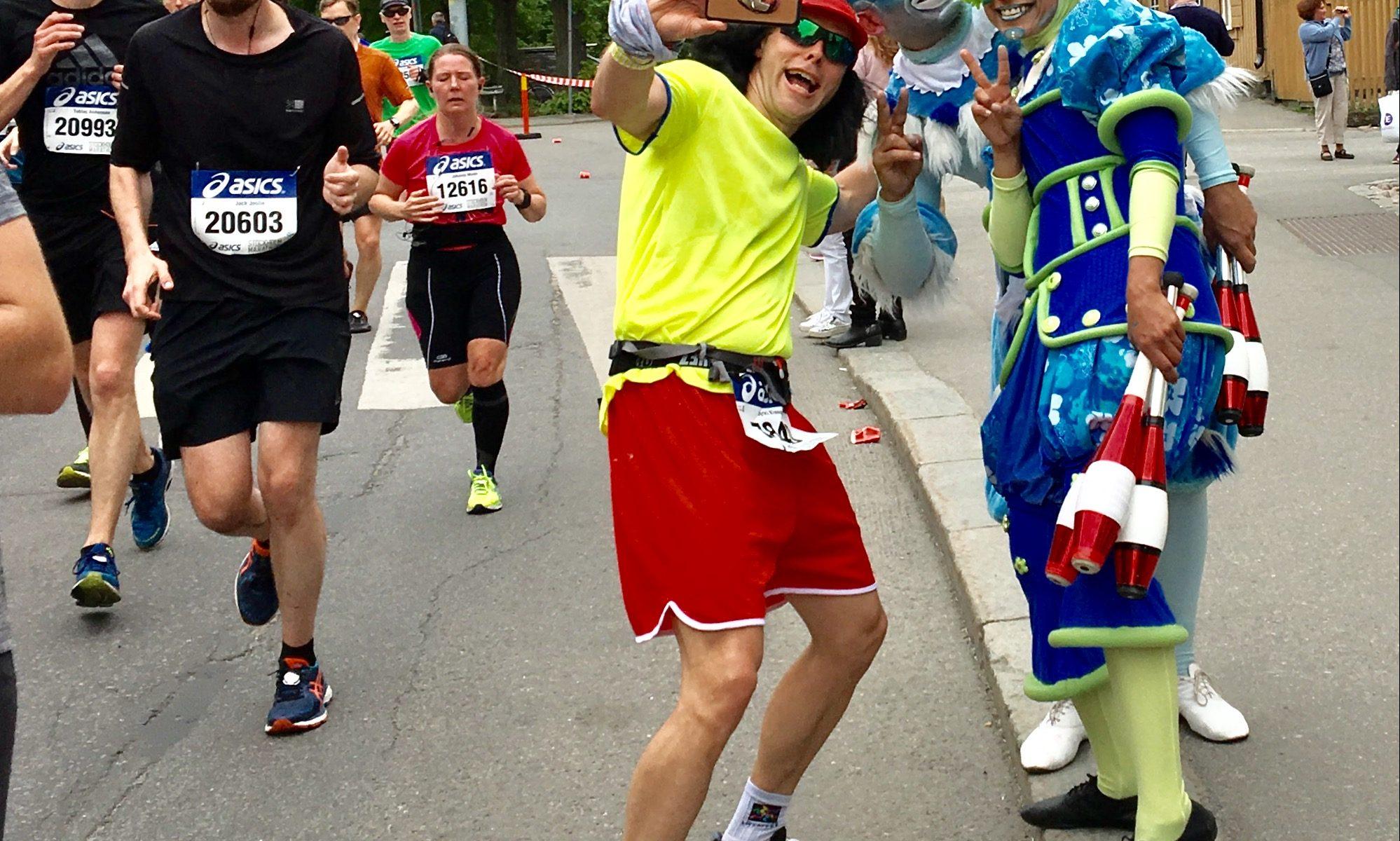 Helgtips – maratonhelg på Djurgården