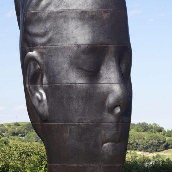 Se Jaume Plensas konst på Djurgården
