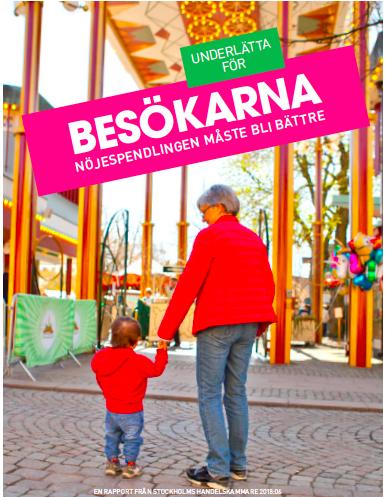 Handelskammaren kräver bättre kollektivtrafik till Djurgården