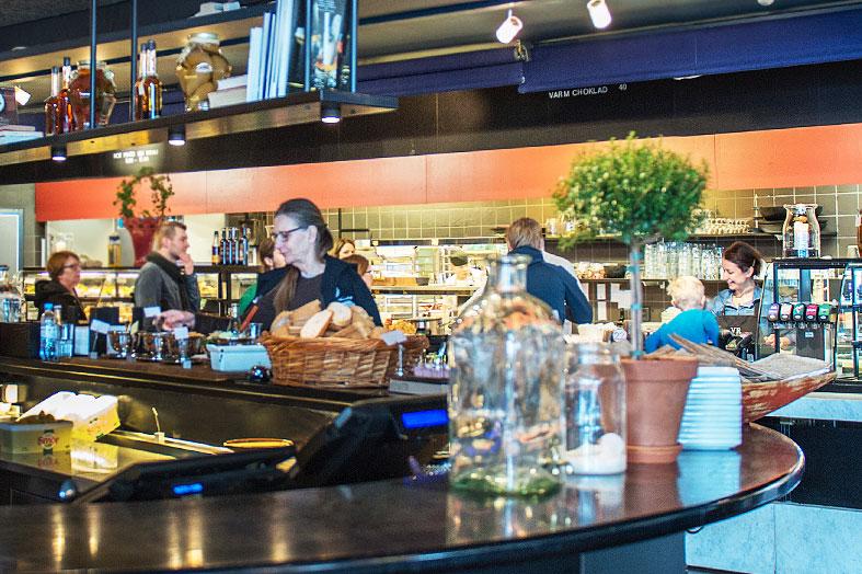 The Vasa Museum's Restaurant
