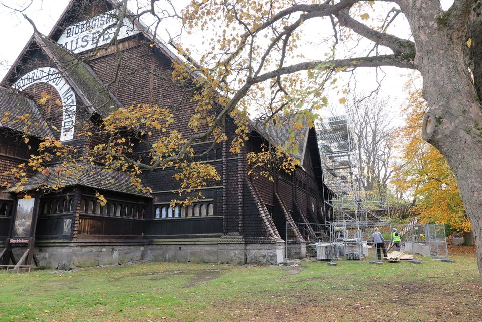 5d952d26796d Lagom till Biologiska museets jubileum står det klart att mycket har hänt  sedan museet stängdes för allmänheten i augusti 2017. Den ikonisk byggnaden  på ...