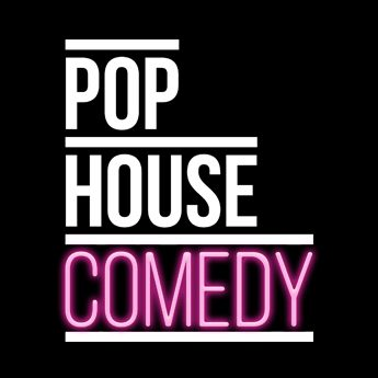 Pop House Comedy 3 april
