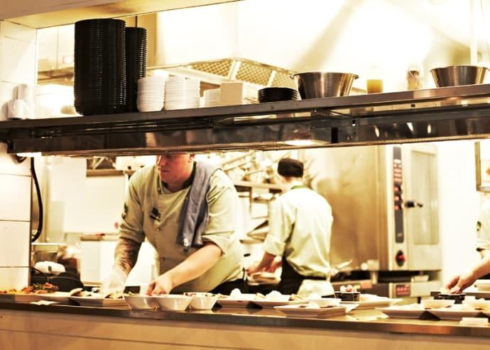 Gröna Lund startar egen restaurangskola