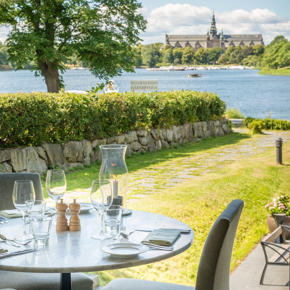 Restaurang Villa Källhagen