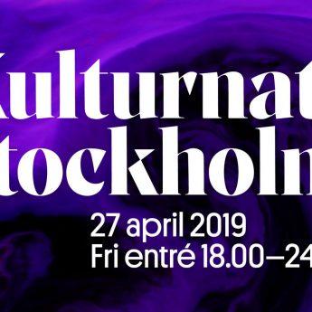 Kulturnatt på Djurgården 2019