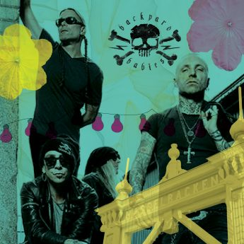 Backyard Babies – Officiell efterfest på Hasselbacken