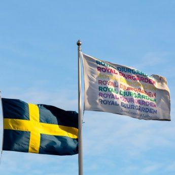 Nationaldagstips från Djurgården