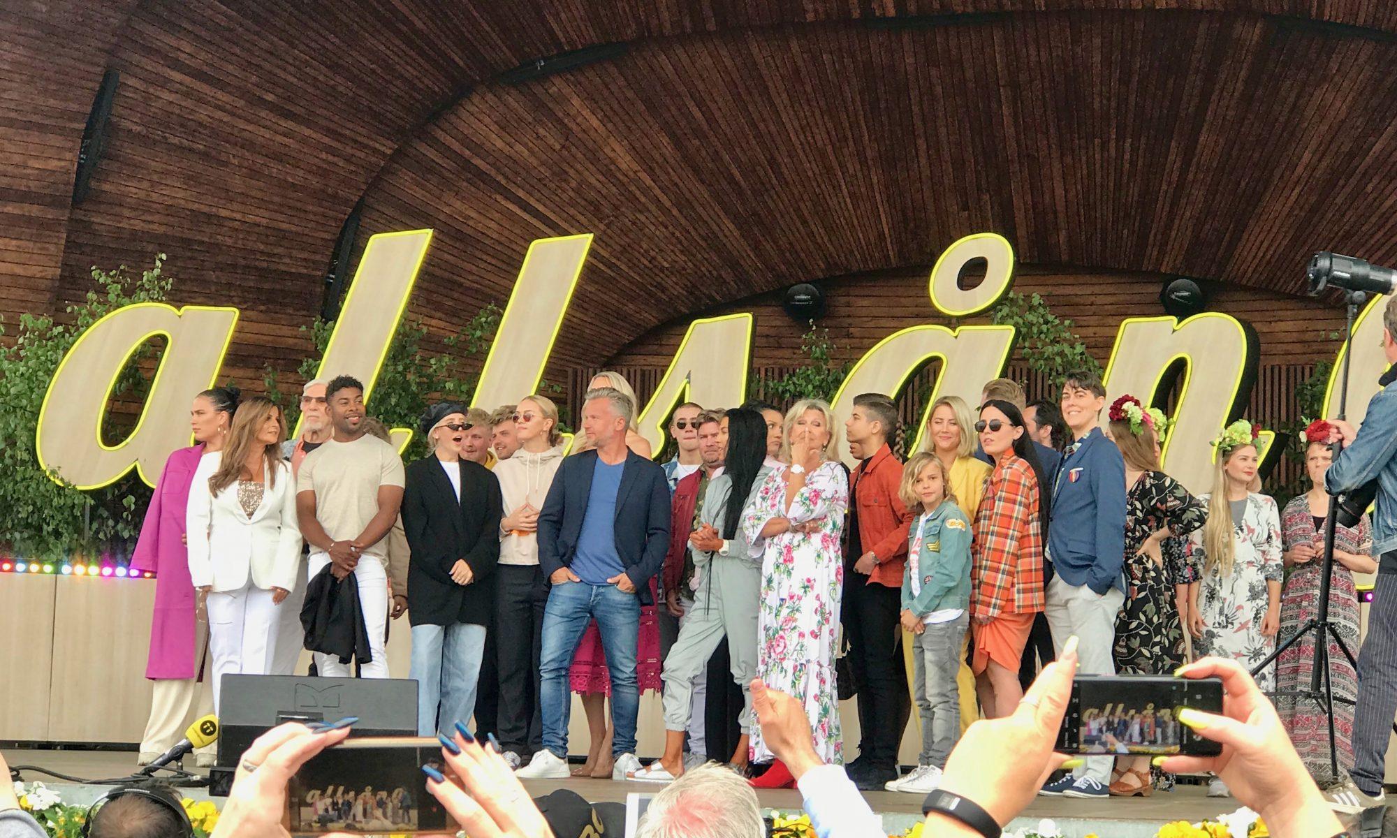 Sing-along at Skansen 2019