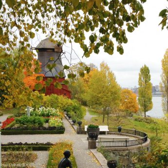 The fall season is the art season at Djurgården