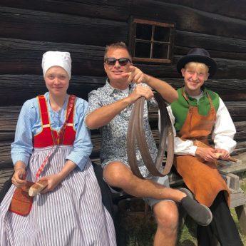 Skansen välkomnar Thomas Gylling och ett öppet internationellt Stockholm