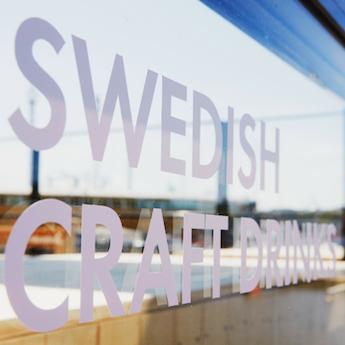 Swedish craft drinks