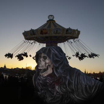 Halloween på Gröna Lund – höstens rysligaste halloweenfirande