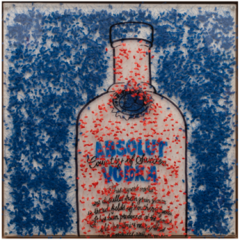 Angus Fairhurst Absolut Art Collection