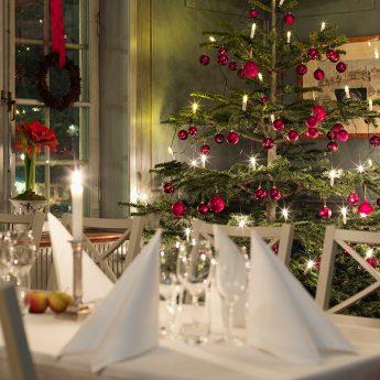 Julbord på anrika Hotell Hasselbacken