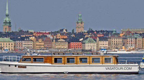 The Vasa Tour