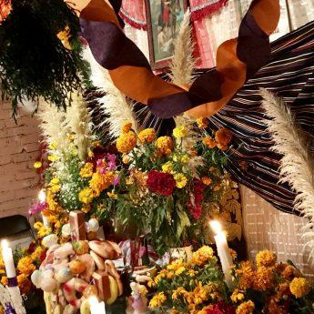 Dia de Muertos – mexikansk tradition på Djurgården