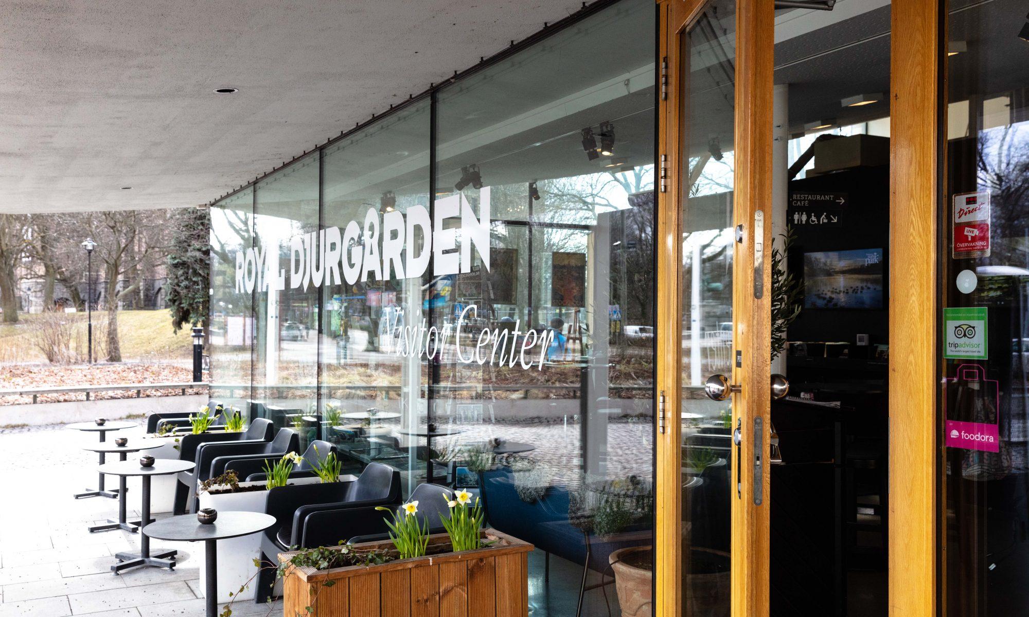Vi söker en turistinformatör till Royal Djurgården Visitor Center, vikariat på heltid.