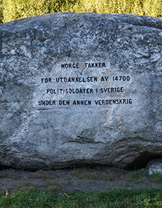 Norway's Thanks Memorial