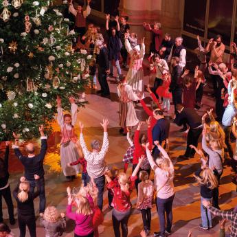Julgransplundring – en familjefest!