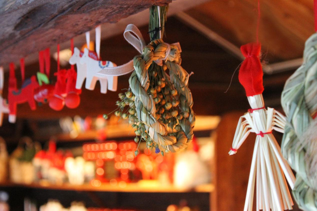 Skansen's Christmas market one of the world's best