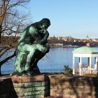 Från Sergel till Rodin – Skulpturvandring i slott och park
