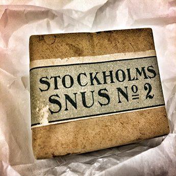 Blanda eget snus – Snus- och Tändsticksmuseum