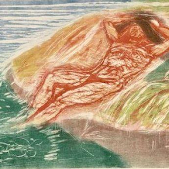 Föreläsning. Edvard Munchs badande kvinnor