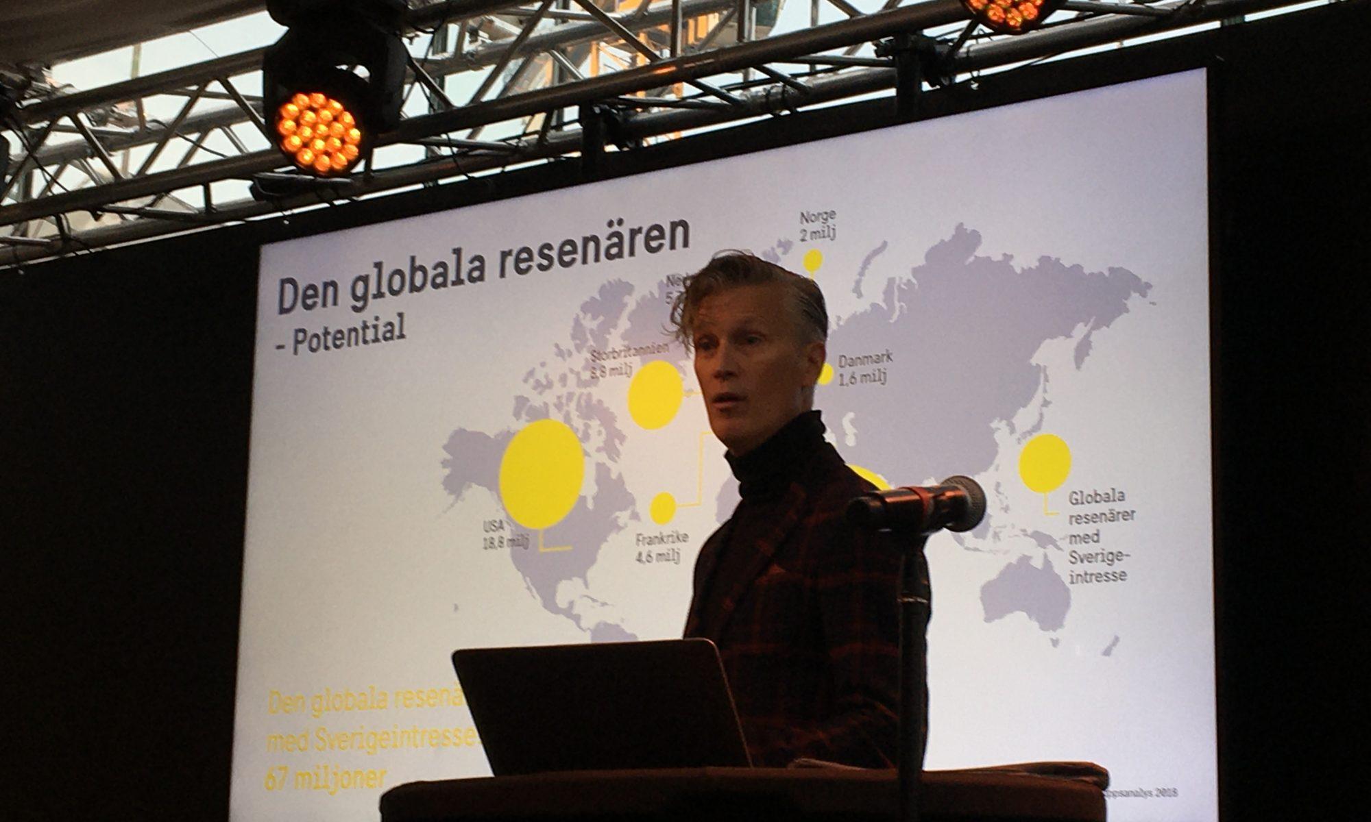 Omvärld och trender – temat på Djurgården