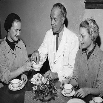 Snus- och kaffeprovning – Snus- och Tändsticksmuseum