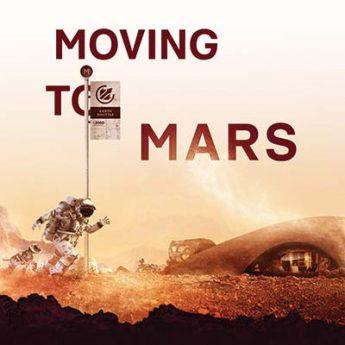 Ny utställning: Moving to Mars