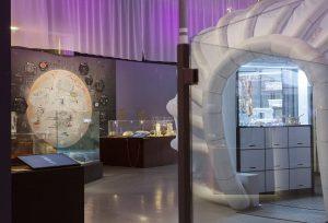 Utställning movin to mars på tekniska museet