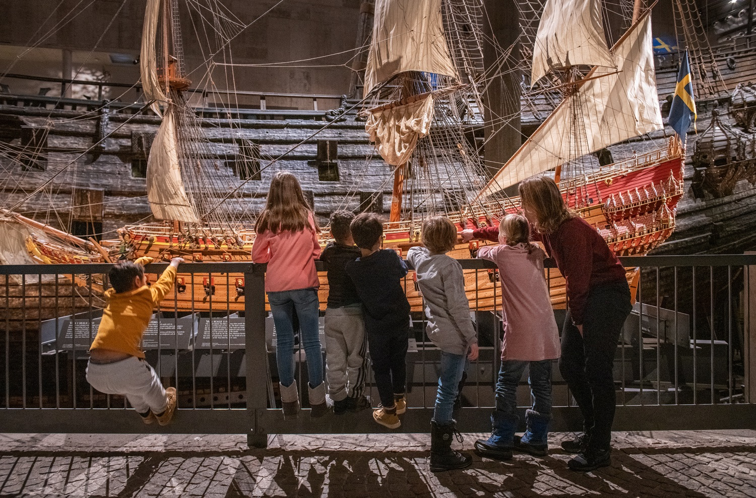 Half term activities at Royal Djurgården!
