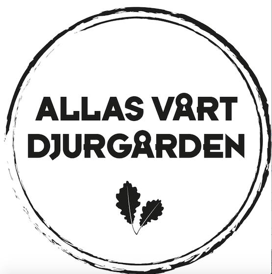 Allas vårt Djurgården – svart