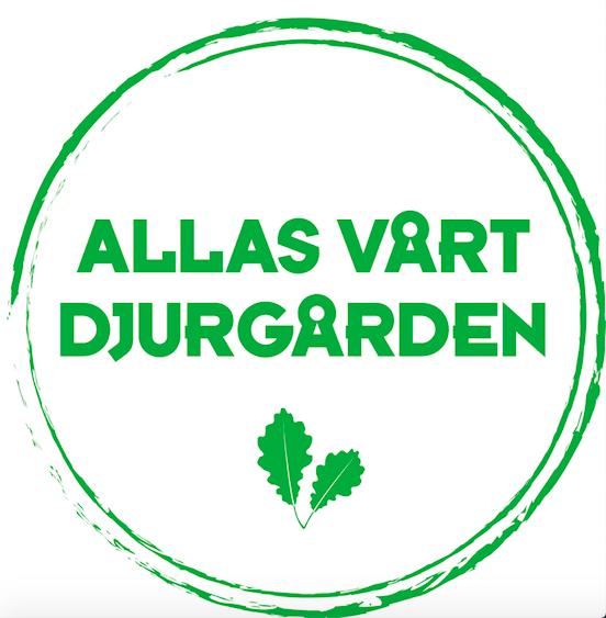 Allas vårt Djurgården – grön