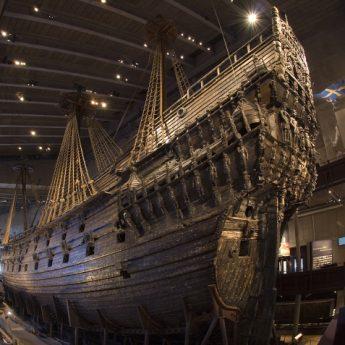 Explore the Vasa Museum digitally
