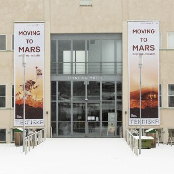 Tekniska museet öppnar omsorgsfullt