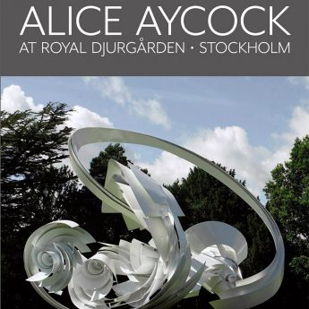 Alice Aycock at Royal Djurgården