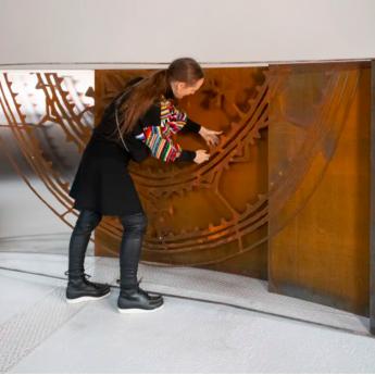 Nordiska museet öppnar upp ny entré